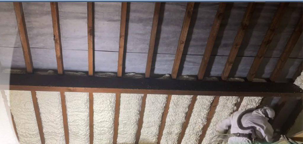 after loft insulation Edinburgh