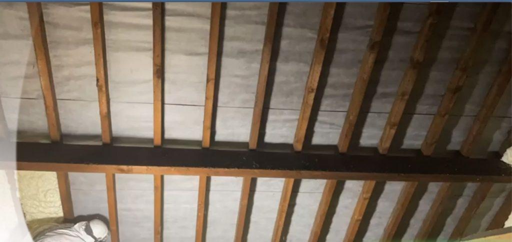 spray foam loft insulation Edinburgh