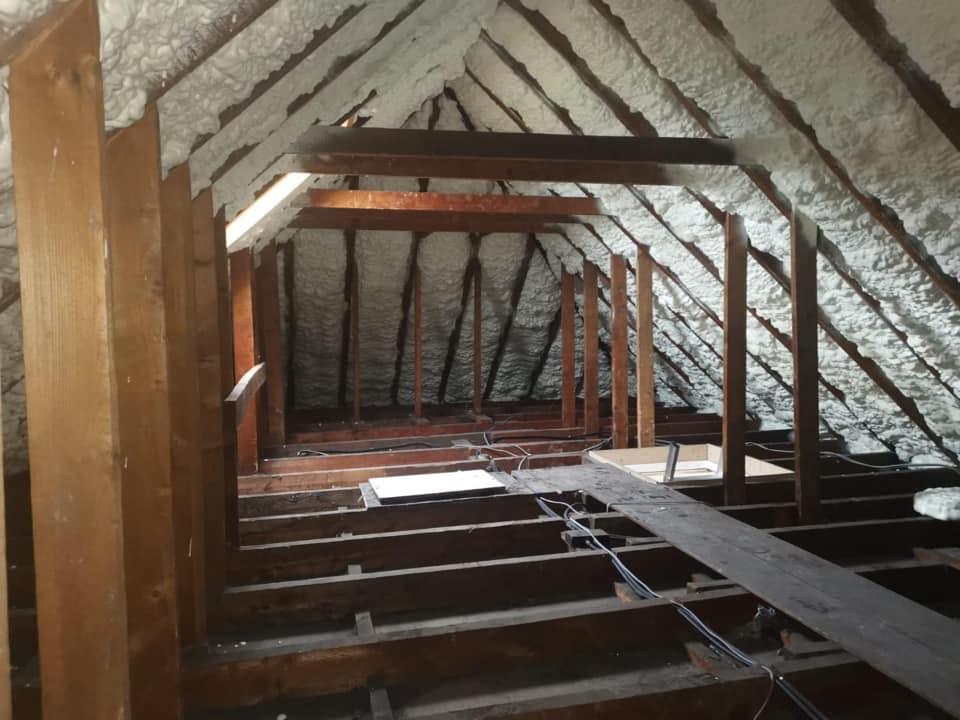 spray-foam-loft-insulation-aberdeen