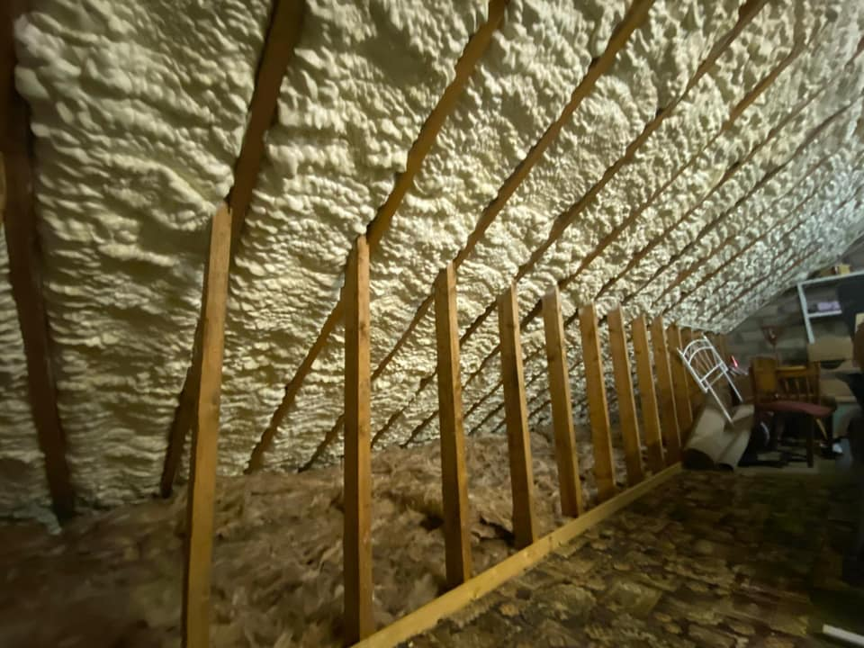 spray-foam-loft-insulation-edinburgh
